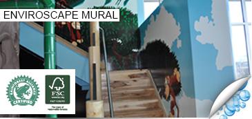 Enviroscape Mural
