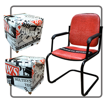Printable upholster - Divans - Furniture Upholstery